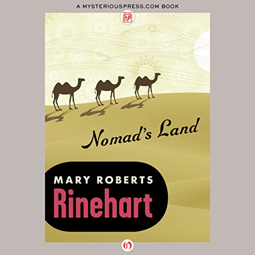 NoMad's Land audiobook cover art