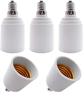 Best candelabra light bulb adapter Reviews