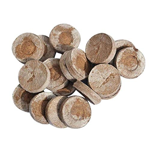 50 x jiffy tourbe source pots 33mm semis quelltopf