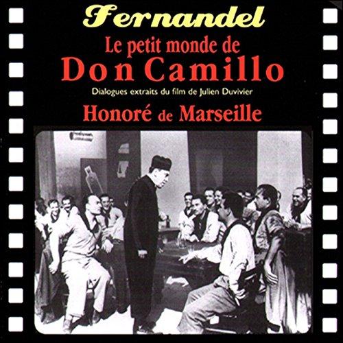 Couverture de Le petit monde de Don Camillo / Honoré de Marseille