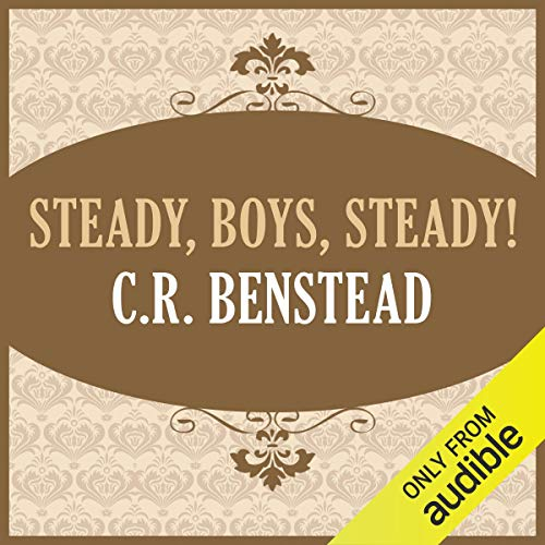 Steady, Boys, Steady! cover art