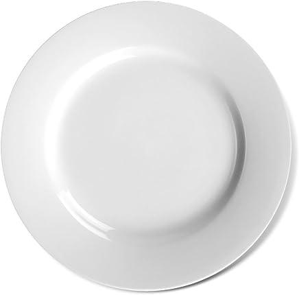 Preisvergleich für Teller flach 30 cm weiß von Holst Porzellan / Vital Level Plus / Platzteller / Teller / Speiseteller / Holst Porzellan