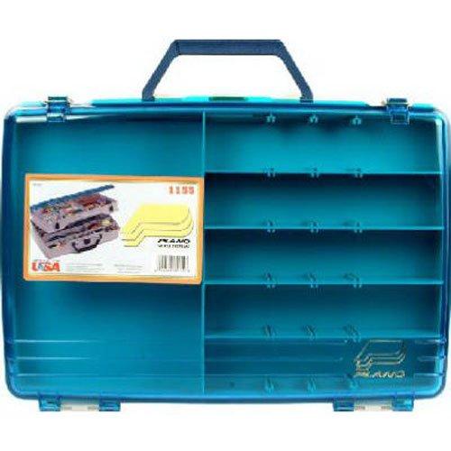 Plano Two Level Satchel Tackle Box, Premium Tackle Storage
