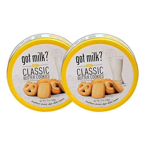 got milk? Galletas Danesas de Mantequilla 2 pack