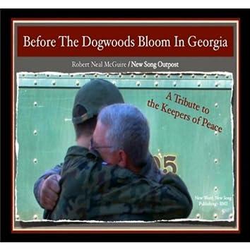 Before the Dogwoods Bloom in Georgia