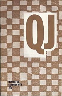 Quarterly Journal of The Association of Guilds of Weavers, Spinners & Dyers (QJ Number 86, Summer 1973)