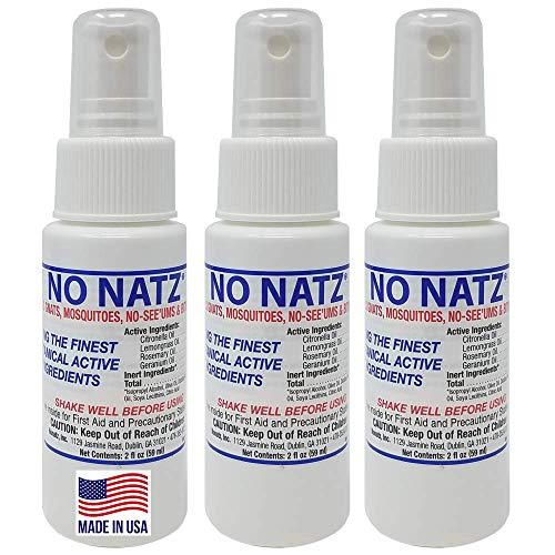 No Natz | Botanical Bug Repellant | Effective for...