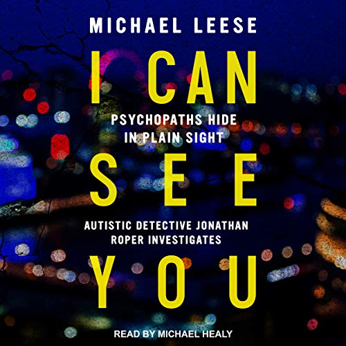 Couverture de I Can See You
