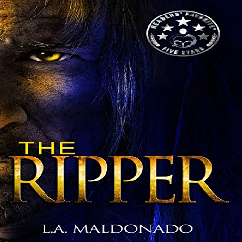 The Ripper cover art
