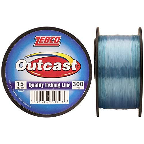 Outcast Mono 15LB 300 TD, Blue (300215)
