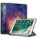 Fintie SlimShell Hülle für iPad 9.7 2018 - Superleicht