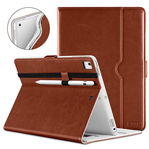 DTTO iPad Pro 9.7 inch Premium Leather Folio Cover