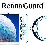 RetinaGuard 紫外線防止 ブルー ライトスクリーンプロテクター iPad Pro 10.5インチ SGSおよびインターテックテスト済み - 過剰な有害なブルーライトをブロック 目の疲労や目の疲労を軽減