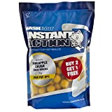 Nash Instant Action Crush Pineapple Boilies