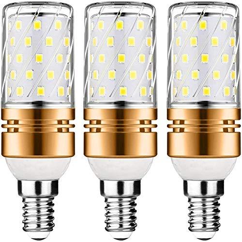 wpaacb Tageslicht GlüHbirne GlüHbirne Dunstabzugshaube Badezimmer Glühbirne LED-Glühbirnen für die Innenbeleuchtung LED-Glühbirne E14 Glühbirnen für Haus warm White,12w