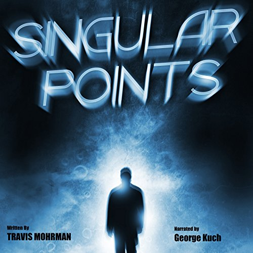 Singular Points audiobook cover art