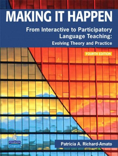 Making It Happen: From Interactive to Participatory...