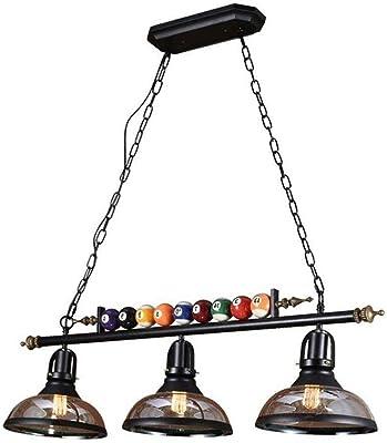 CWC Luz Pendiente Retro, Lámparas LED, Candelabros Industrial E27 ...