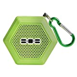808 Audio HEX Tether Portable Bluetooth Speaker - Green