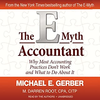 The E-Myth Accountant cover art