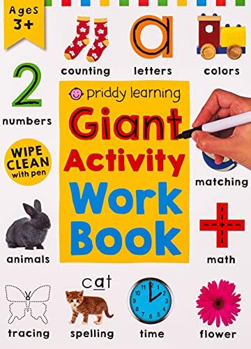 Wipe Clean: Giant Activity Workbook (Wipe Clean...