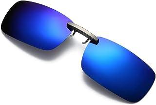 879a9ea031 Winwintom Visión nocturna desmontable Lens Manejando metal polarizado clip  gafas - gafas de sol