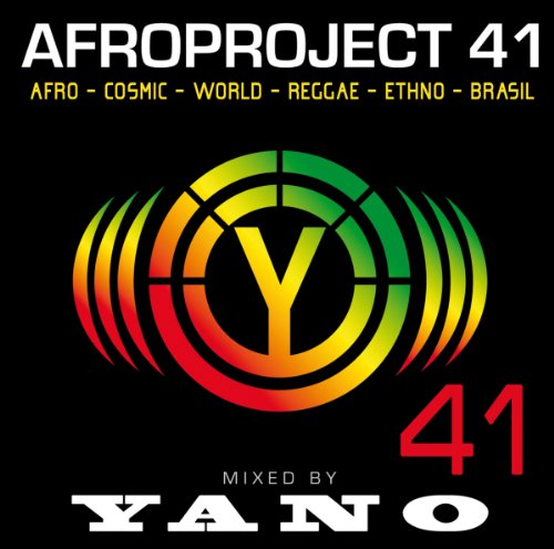 Vol. 41-Afro Project