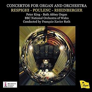 Concertos for Organ and Orchestra