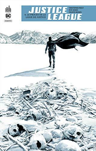 Justice League Rebirth, Tome 6