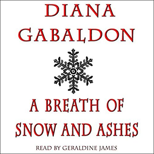 A Breath of Snow and Ashes audiobook cover art