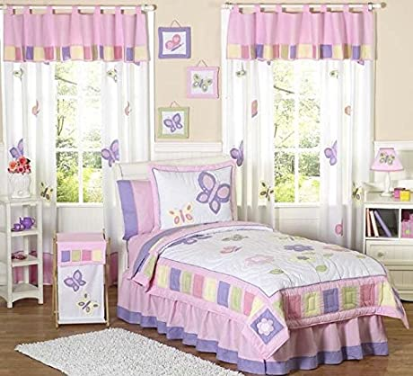 Butterfly Bedroom Accessories - Oh So Girly!
