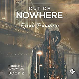 Out of Nowhere     Middle of Somewhere, Book 2              By:                                                                                                                                 Roan Parrish                               Narrated by:                                                                                                                                 Spencer Goss                      Length: 10 hrs and 33 mins     26 ratings     Overall 4.7