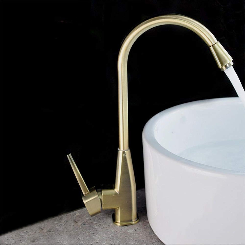 IFELGUD bronze color kitchen faucet kitchen sink faucet hot cold mixer tap 360 redation torneira de cozinha