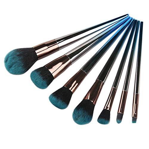 MEIMEIDA Maquillage du visage Synthétique Kabuki Maquillage Brush Set Fondation de cosmétiques Mélange Blush Outil De Maquillage, A