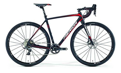 Merida Cyclo Cross 9000 schwarz/signalrot Rahmengröße 56 cm 2016 Cyclocrosser