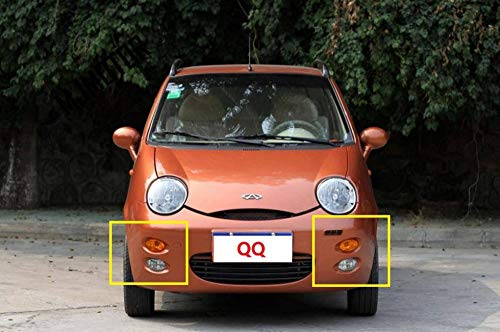 Fog Lamp And Indicate Light Left And Right Side For Chinese Chery Qq / Qq3 Auto Car Motor Parts (Fog Lamp Left)