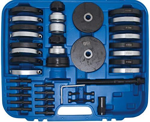 BGS 9086 | Radlager-Werkzeug-Satz | für VAG | Radlager-Nabeneinheit Ø 62 / 66 / 72 / 85 mm | | Radlager-Abzieher | Radnabe