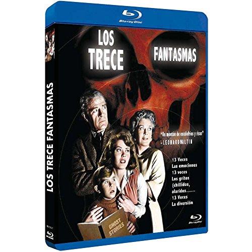 Los 13 Fantasmas BD 1960 13 Ghosts [Blu-ray]