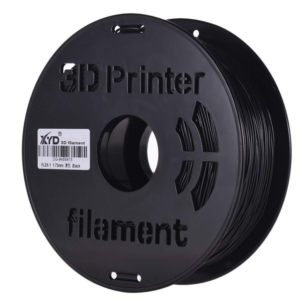 NinjaTek 3DNF06117505 NinjaTek NinjaFlex TPU Filament Grass 1.75mm TPE.5kg Pack of 1 Green
