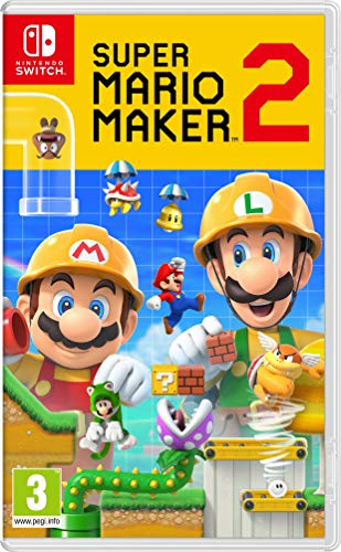 Le jeu Super Mario Maker 2 pour Nintendo Switch
