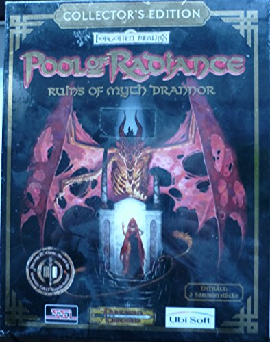 Pool of Radiance - Ruins of Myth Drannor Collectors Edition