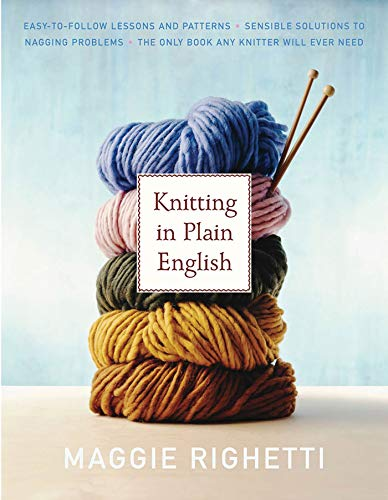 Knitting in Plain English (Knit & Crochet)