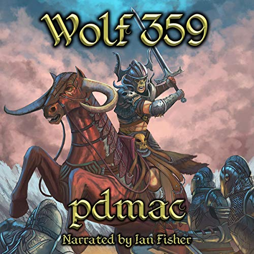 Wolf 359 Audiobook By pdmac cover art