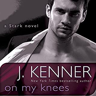 On My Knees audiobook cover art