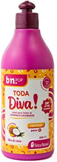 Pentear Toda Diva, Beleza Natural, 500ml
