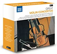 Great Violin Concertos (10cd Box)
