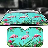 DuoDuoBling Car Windshield Sunshades Auto Windscreen Shade Car Sun Protection Front Window Cover