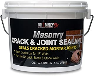 Chimney Rx Crack & Joint Sealant 1/2 Gallon