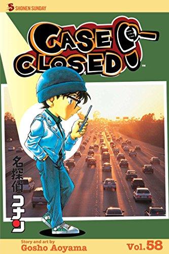 Case Closed Volume 58