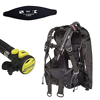 Zeagle Scout BCD w/Atomic SS1 Integrated Octo (Medium)